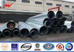 Q345 Q235 GR65 Proper Price Good Quality electric Steel unitity Pole
