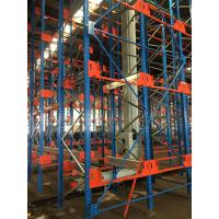 Free Standing Fully Automated Warehouse System , Industrial Storage Racking Systems