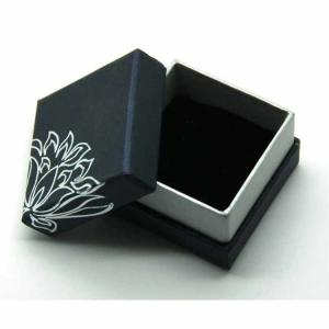 China Luxury Paper Kraft Jewelry Gift Boxes Jewelry Boxes with Lid Custom Logo on sale