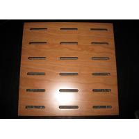 Acoustic Perforated MDF Sheet Panels With Mildew Resistant BT new pattern
