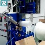 PP or PE strip winding machine