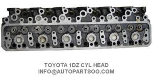 China TOYOTA 1DZ Engine Cylinder Head Quality Guaranteed  TOYOTA Engine Spare Parts on sale
