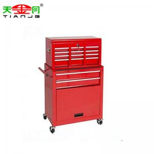 China Portable Tool Chest Cabinet Rolling Storage Box Sliding Drawers on sale