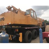 used tadano tg400e mobile truck crane/tadano 40ton used truck crane in japan condition