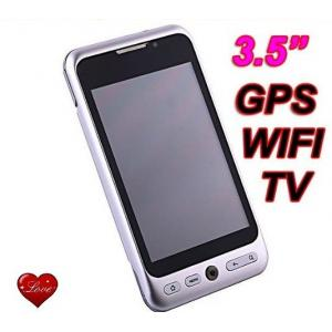China H300 Dual Sim Android GPS WIFI TV Mobile phone with 3.5 inch resistive touch screen on sale