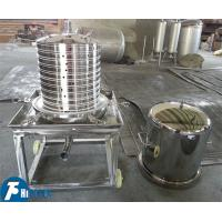 Vertical Plate And Frame Filter Stainless Steel Laminated Type CE Certificated