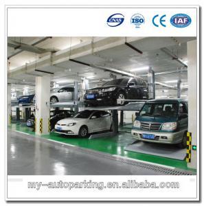 China Parking Lift System Parking Car Lift Pallet Parking Portable Car Lift Equipment on sale