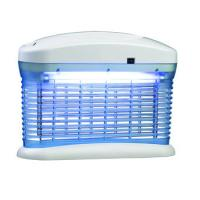China durable ABS housing translucent outer grid Electric Insect Killer with UV Tube T8  2×10w on sale