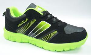 China Lightweight Sketcher Sports Shoes , Breathability Mens Gym Shoes on sale