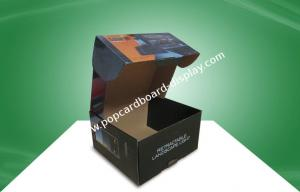 China Strong Full Color Corrugated Paper Packaging Boxes for Solor Electronic Products on sale