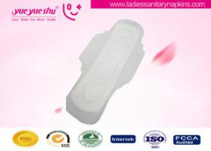 China Women'S Bio Herbal Medicated Anion Sanitary Pads For South American Market on sale