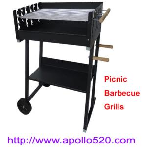 China Outdoor Camping Charcoal Barbecue Grill on sale