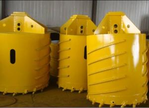 China Rock Core Barrel Drill Bucket for Drilling Rig on sale