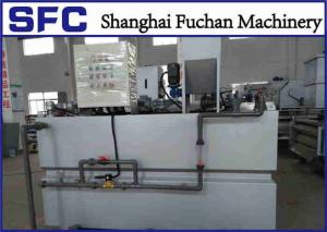 China Automatic Polymer Preparation Unit For Coagulation Preparation In Sludge Treatment on sale