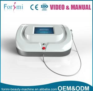 China Professional 9 spot diode vascular laser 980 nm diode laser vein removal machine for sale on sale