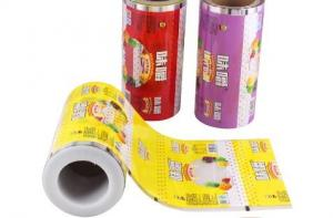 PET Foil Food Packaging Film/Plastic Printed Laminated Packing Film