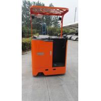 AC Power Electric Reach Stacker 1.5 Ton 2 Ton 2.5 Ton Electric Reach Forklift Truck