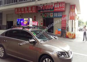China Professional 3 In1 SMD Waterproof Led Sign For Car 1200W Input Power on sale