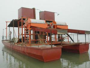 China dredging machine price on sale