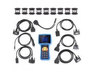 China 2016 High Quality Newest Car Styling V16.8 English/Spanish T-code T300 Key Programmer V16.8 supplier