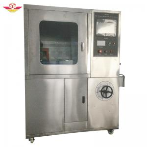 China 6 KV Automatic High Voltage Tracking Index Flammability Tester ASTM D2303 IEC60587 Standards on sale