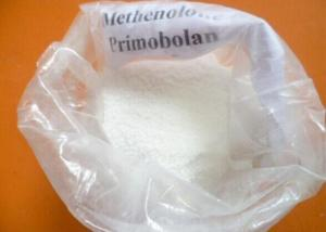China Methenolone Acetate Raw Steroid Powders Primobolan Acetate Injectable Bodybuilding on sale