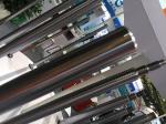 Longueur hydraulique durable de tiges de piston de haute performance 1m - 8m