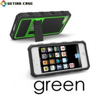 Custom Mobile Phone Hybrid Stand Case Skin, TPU Cell Phone Case for Iphone 5