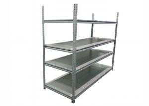 China Easy To Assemble Boltless Rivet Shelving Customized Color Adjustable Layer Height supplier