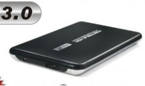 "Quality thin up and down cover USB3.0 to 2.5""SATA, mobile HDD enclosure 286U3 for sale"