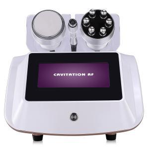 China Microcurrent Body Slimming Machine , Portable Vacuum Weight Loss Machine on sale