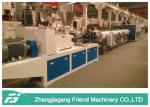 110mm Diameter Plastic Pipe Machine High Output CPVC Hard Cable Protection