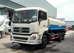 China Street Cleaning Water Tank Truck , Construction Water Truck 20Ton - 25Ton on sale