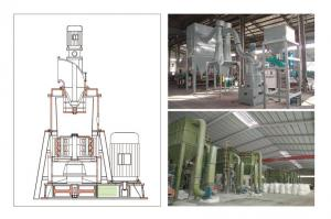 China Intelligent PLC Control Ultra Fine Grinding Mill For Heavy - Duty Grinding on sale