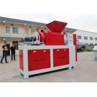Pet Plastic Recycling Line 75kw , Plastic Dryer Machine Low Power Consumption