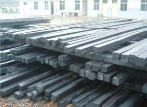 China Hot Rolled Carbon Steel Square Billets 150 * 150 mm For Spring Steel on sale