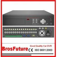 16ch H.264 Compression SATA VGA Network 3G Mobile CCTV Camera DVR Recorders For Car