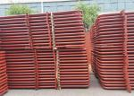 TUV SA213  Firm Structural Reheater Evaporator Coil For Furnace