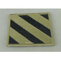 China USA Air Force Clothes Lapel Patches , Iron Glue Patches For Military on sale