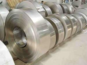 China BV Cold Rolled Coils Stainless Steel Strip 0.3-20.0mm Thickness on sale