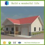 2017 Prefab tiny house prefabricated 2 bedroom home in Uruguay