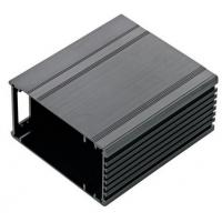 6063 / 6061 / 6060 Aluminium Window Extrusion Profiles with Powder Painted Surface