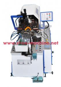 China new full-automatic oil pressure toe-lasting machine on sale