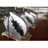 China Big Open Width Excavator Grab Bucket ,  Hyundai R210 20 Ton Excavator Bucket Grapple on sale