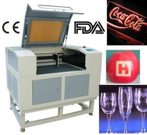 China Fast Speed CO2 Laser Engraving Machine for Acrylic Laser Engraver for Acrylic from Sunylaser on sale