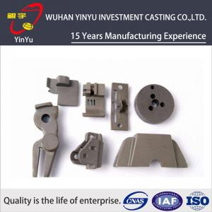 China Steel Investment Casting Sewing Machine Spare Parts Wear Resistance on sale