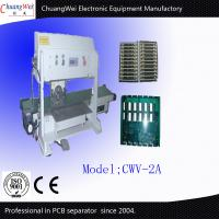 V-Cut PCB Separator For Mobile Electronics Industry With Four Separating Speed