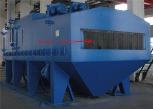 China Équipement de grenaillage de dérouillage de convoyeur de rouleau pour le feuillard/poutre en double T on sale