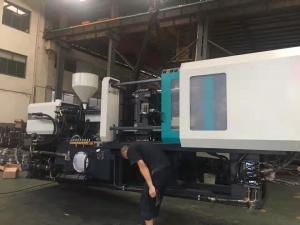 China Central Clamping Structure  780 Ton Auto Injection Molding Machine With Intellectual Control Unit on sale