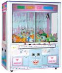 2014 new arcade redemption double crane cheap big vending machine on sale street vending